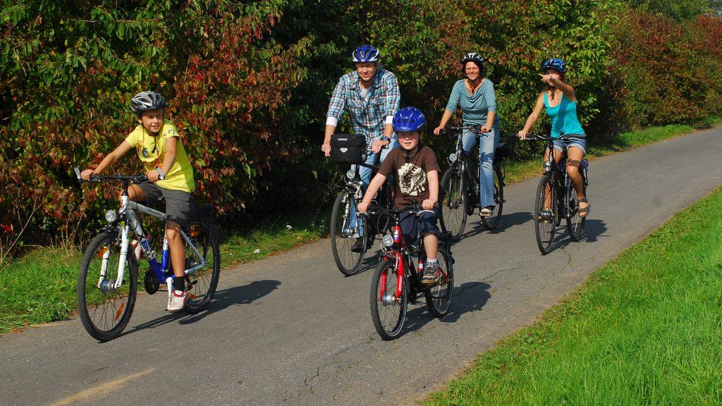 Fahr im Kreis: 10 Fahrrad-Naturrouten im Kreis Herford